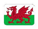 Уелс flag
